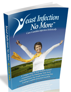 yeast infection book